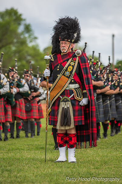 Scottish Festival 2020.Woodland Celtic Games Festival
